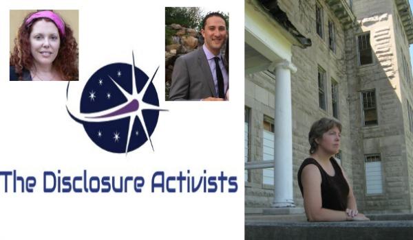 Thumbnail for Ep. #198: Disclosure Activists | Sylvia Shults