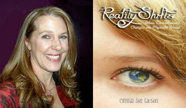 Thumbnail for Ep. #217: Cynthia Sue Larson | Douglas Robinson