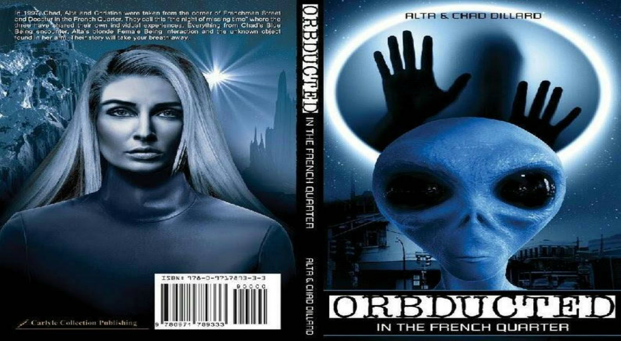 Thumbnail for Ep. #243: Orbducted w/ Chad & Alta Dillard