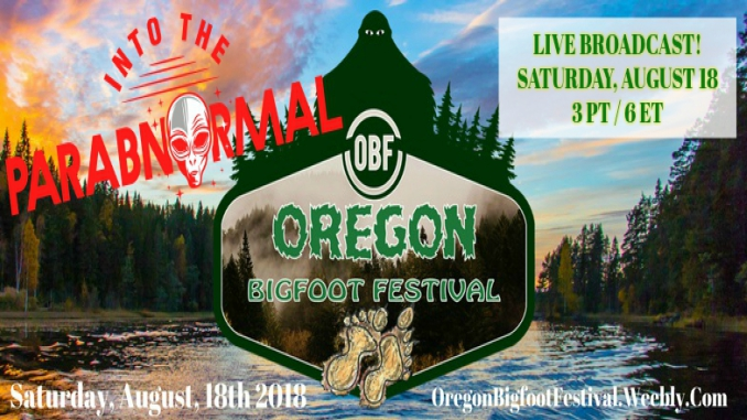 Thumbnail for Live Broadcast from the Oregon Bigfoot Festival