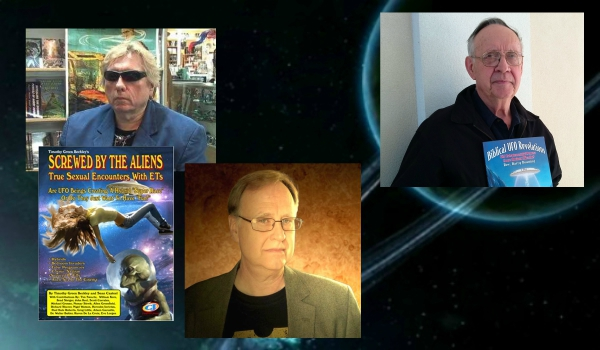 Thumbnail for Ep. #275: Timothy Green Beckley, Tim Swartz & Rev. Barry Downing