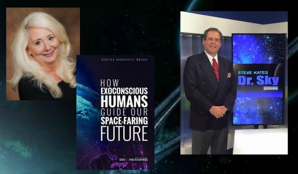 Thumbnail for Ep. #282: Dr. Rebecca Hardcastle Wright | Dr. Sky