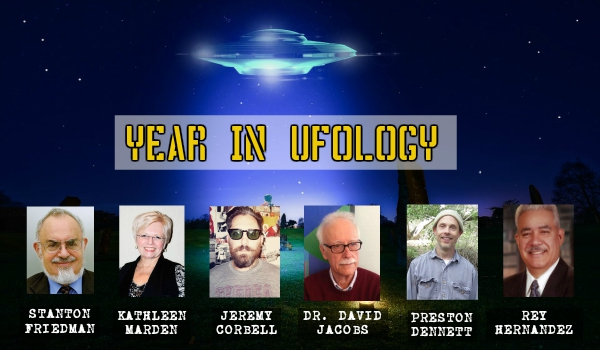 Thumbnail for Ep. #290: Year In Ufology