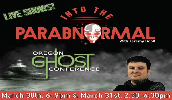 Thumbnail for LIVE! From the Oregon Ghost Conference