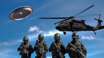 Thumbnail for Ep. #319: Military ET Encounters w/ Frank Joseph