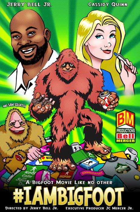 Thumbnail for Jerry Bell Jr. – Director of #IAMBIGFOOT