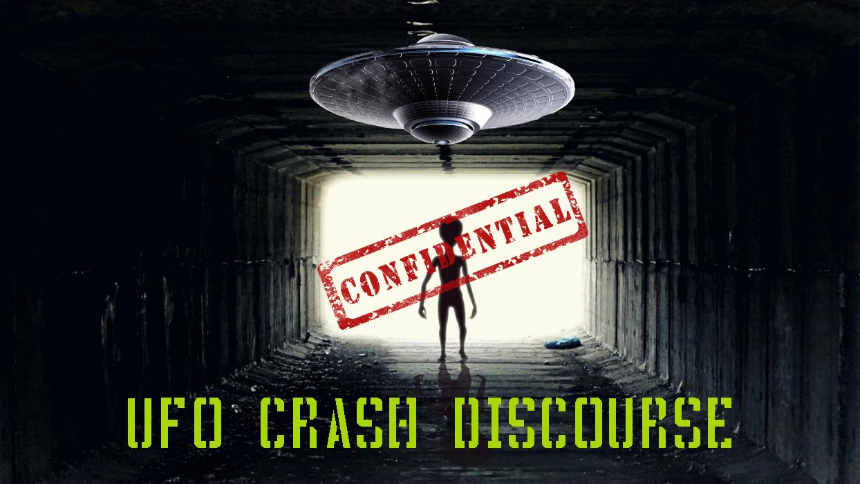 Thumbnail for Ep. #324: UFO Crash Discourse w/ Lon Strickler & Jeremy Meador