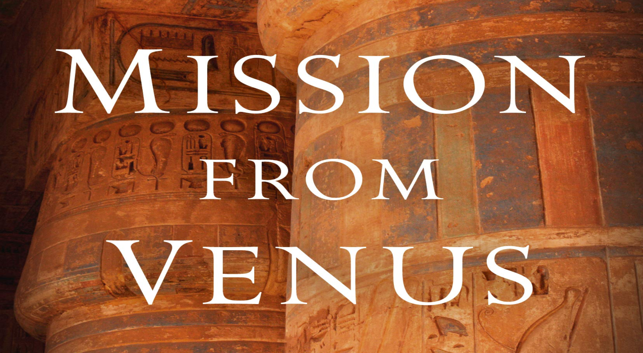 Thumbnail for Ep. #341: Mission From Venus w/ Dr. Susan Plunket