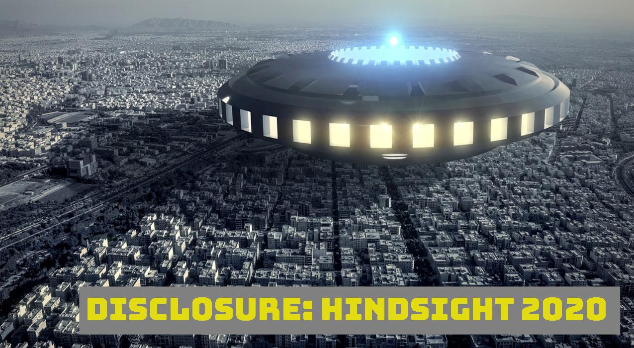 Thumbnail for Ep. #348: Disclosure – Hindsight 2020 w/ Stephen Bassett
