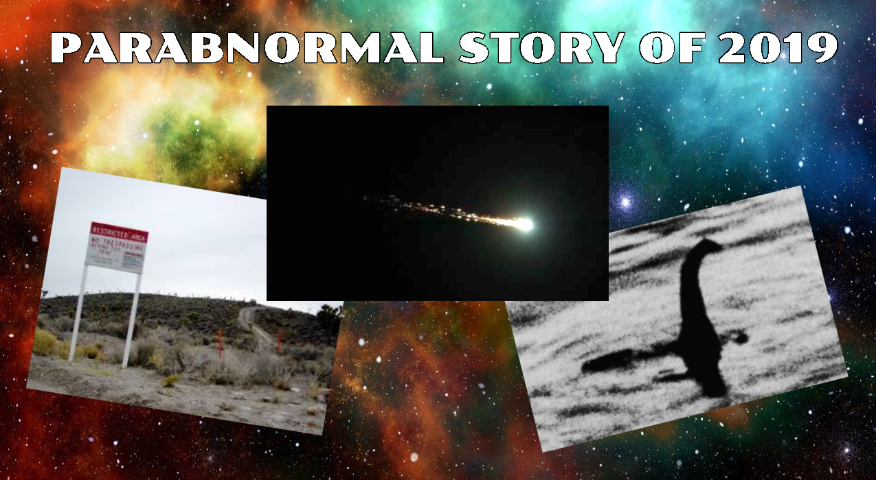 Thumbnail for Ep. #345: Parabnormal Story of 2019