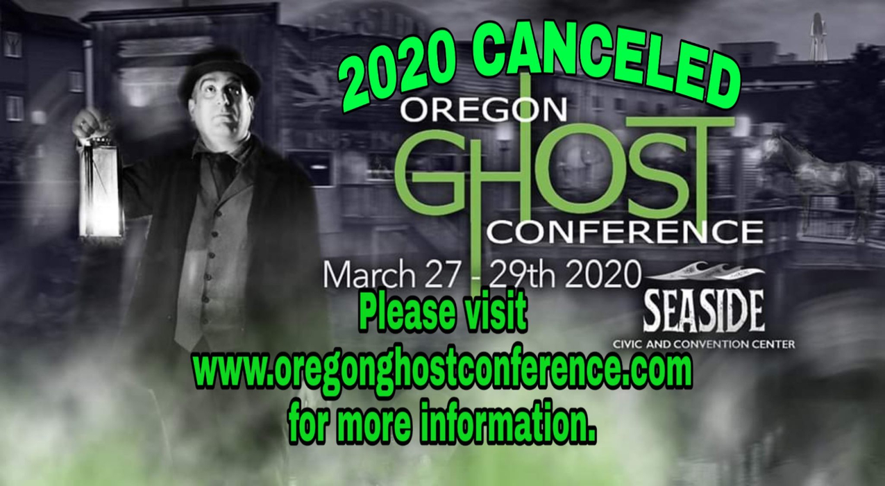 Thumbnail for Oregon Ghost Conference Update