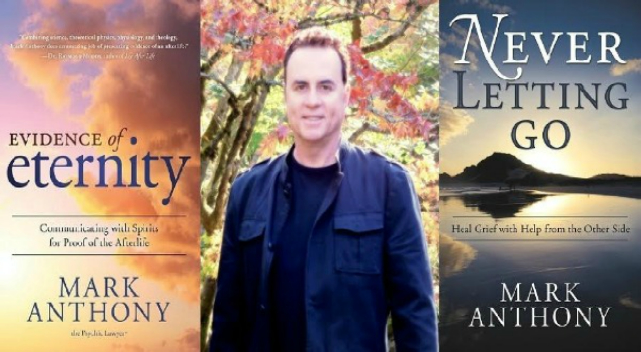 """Thumbnail for Ep. #373: """"The Psychic Lawyer"""" Mark Anthony"""
