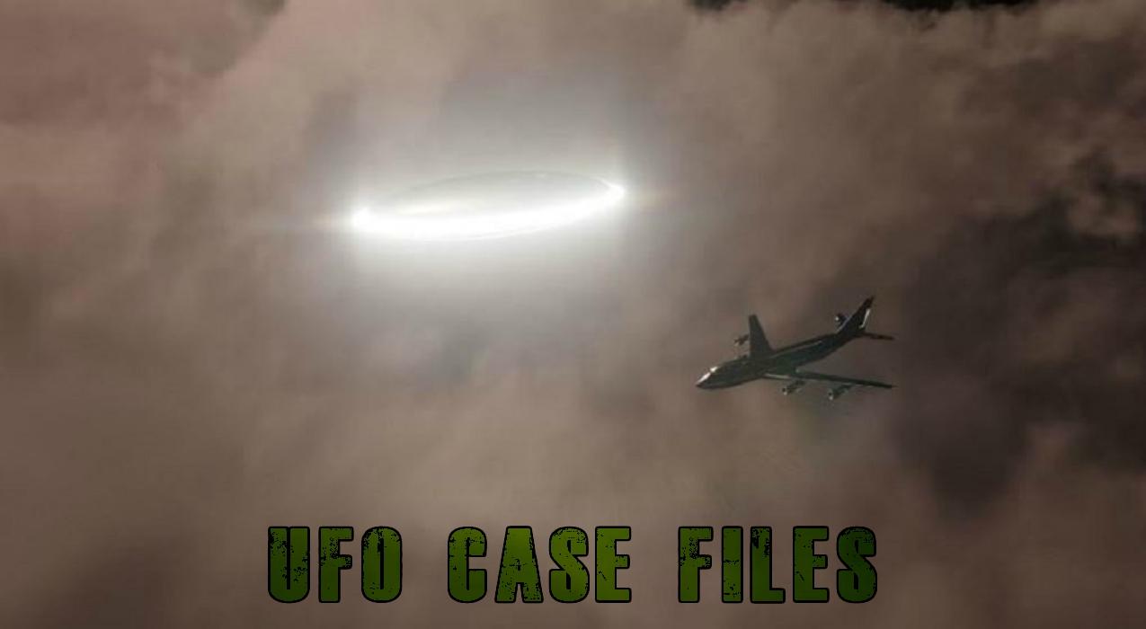 Thumbnail for Ep. #369: UFO Case Files w/ Ken Pfeifer