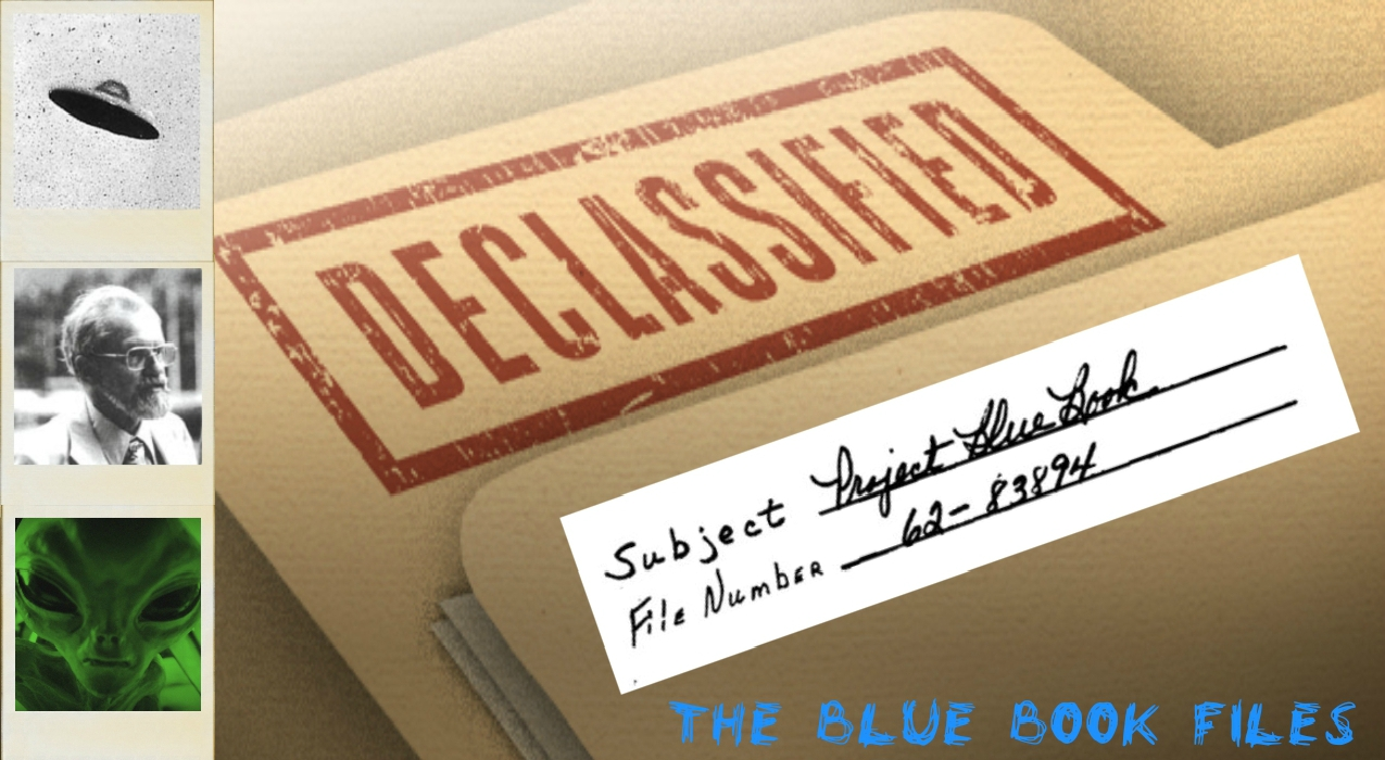 Thumbnail for Ep. #374: The Blue Book Files w/ Kevin Randle