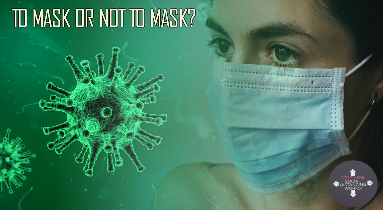 Thumbnail for Ep. #382: To Mask Or Not To Mask?