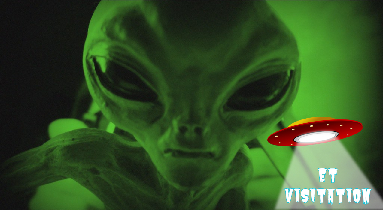 Thumbnail for Ep. #386: ET Visitation w/ Keith Anthony Blanchard