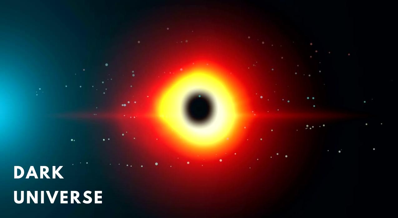 Thumbnail for Ep. #399: Dark Universe w/ Dr. James Beacham