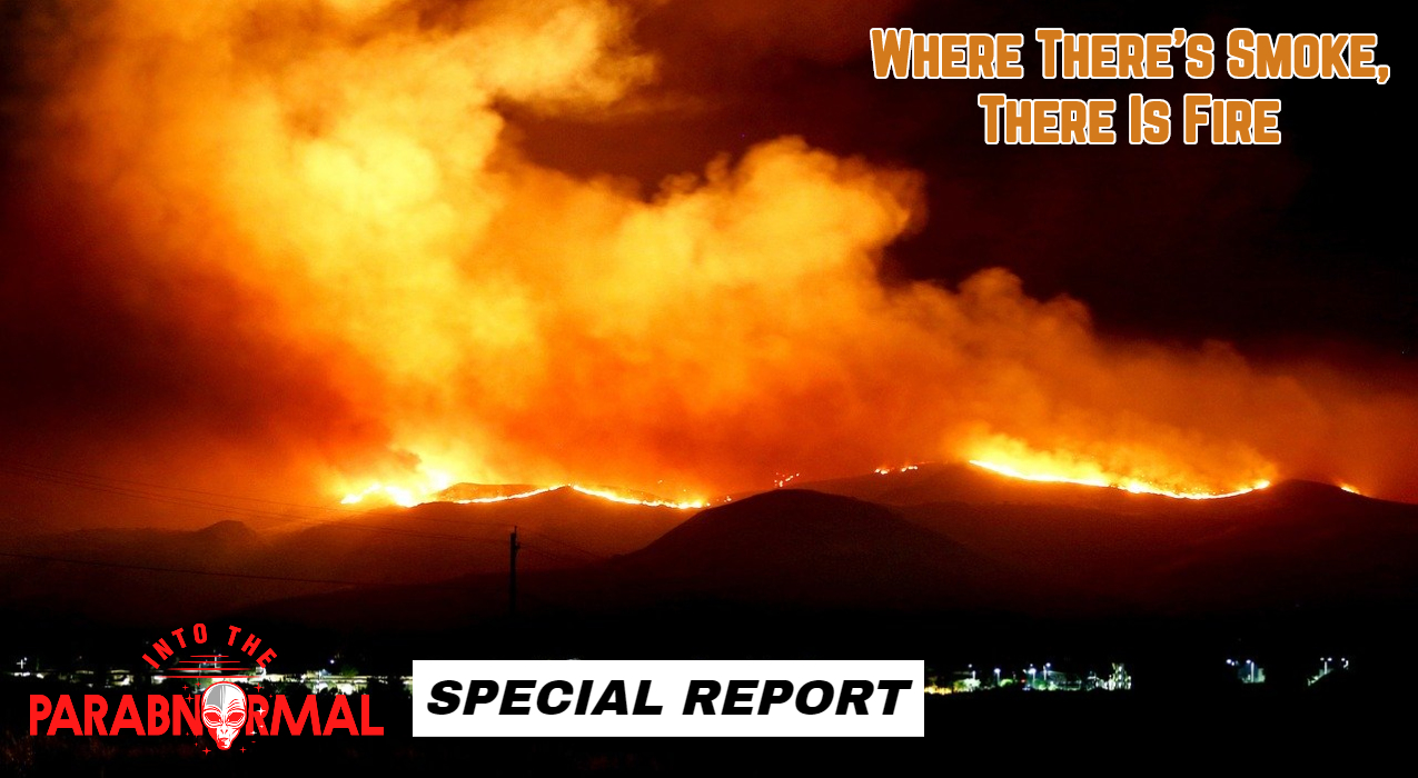 Thumbnail for Ep. #396: Where There's Smoke, There Is Fire w/ Elana Freeland