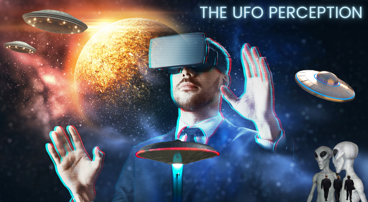 Thumbnail for Ep. #403: The UFO Perception w/ Angelia Sheer
