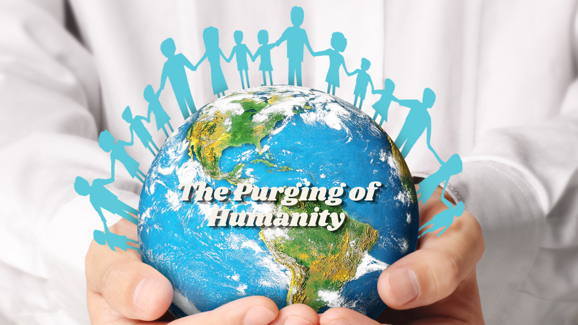 Thumbnail for Ep. #410: The Purging of Humanity w/ Wajid Hassan