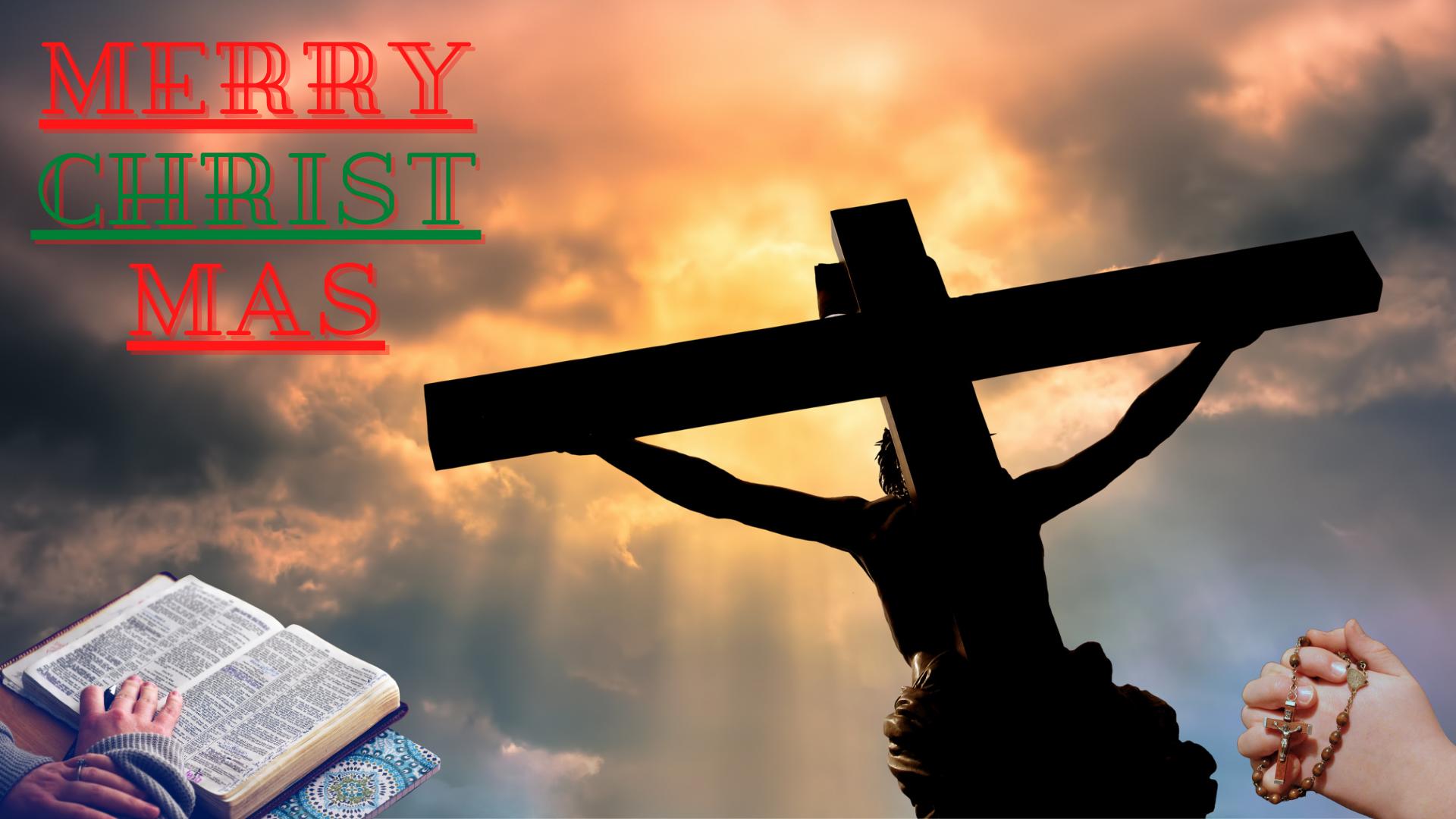 Thumbnail for Ep. #413: Merry Christ Mas w/ Reena Kumarasingham & Father Mike Paraniuk
