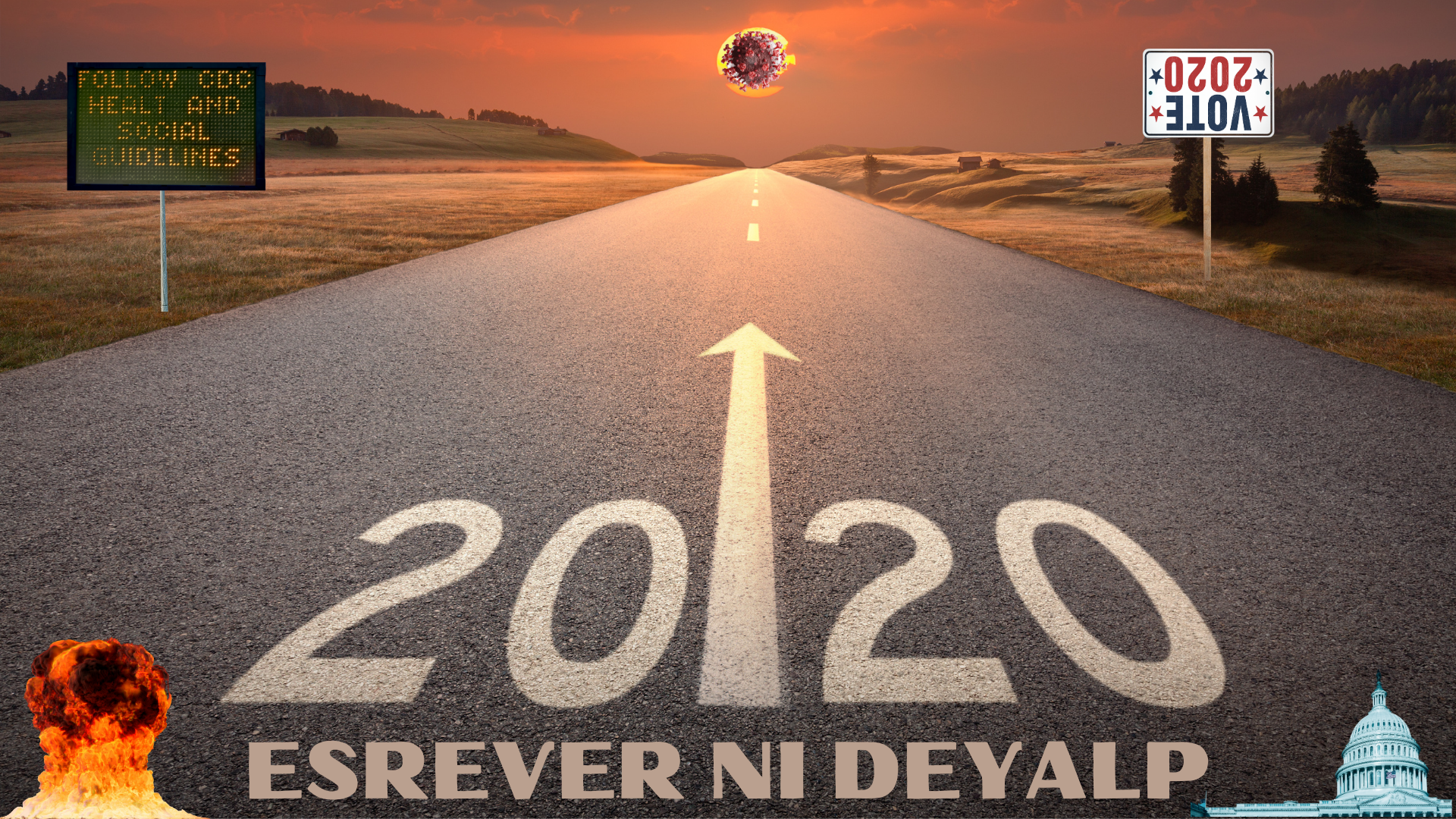 Thumbnail for Ep. #414: 2020 Played In Reverse w/ David John Oates