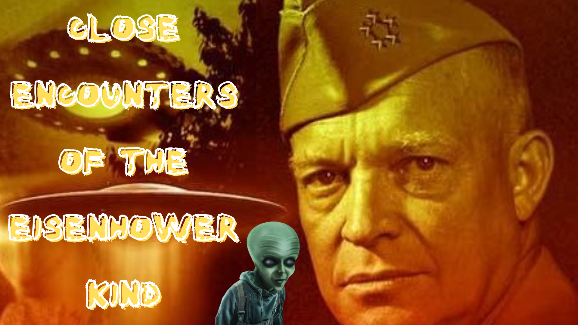 Thumbnail for Ep. #415: Close Encounters of the Eisenhower Kind w/ Paul Blake Smith