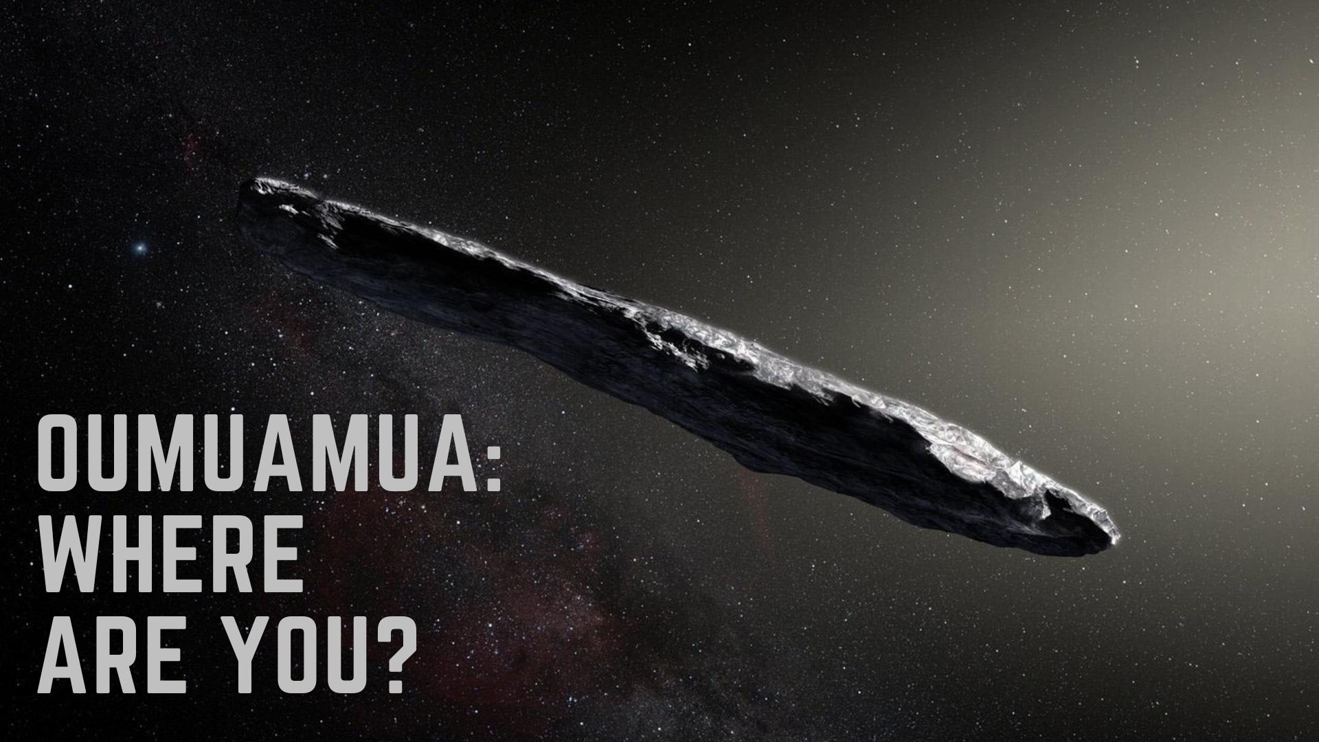 Thumbnail for Ep. #417: Oumuamua: Where Are You? w/ Avi Loeb