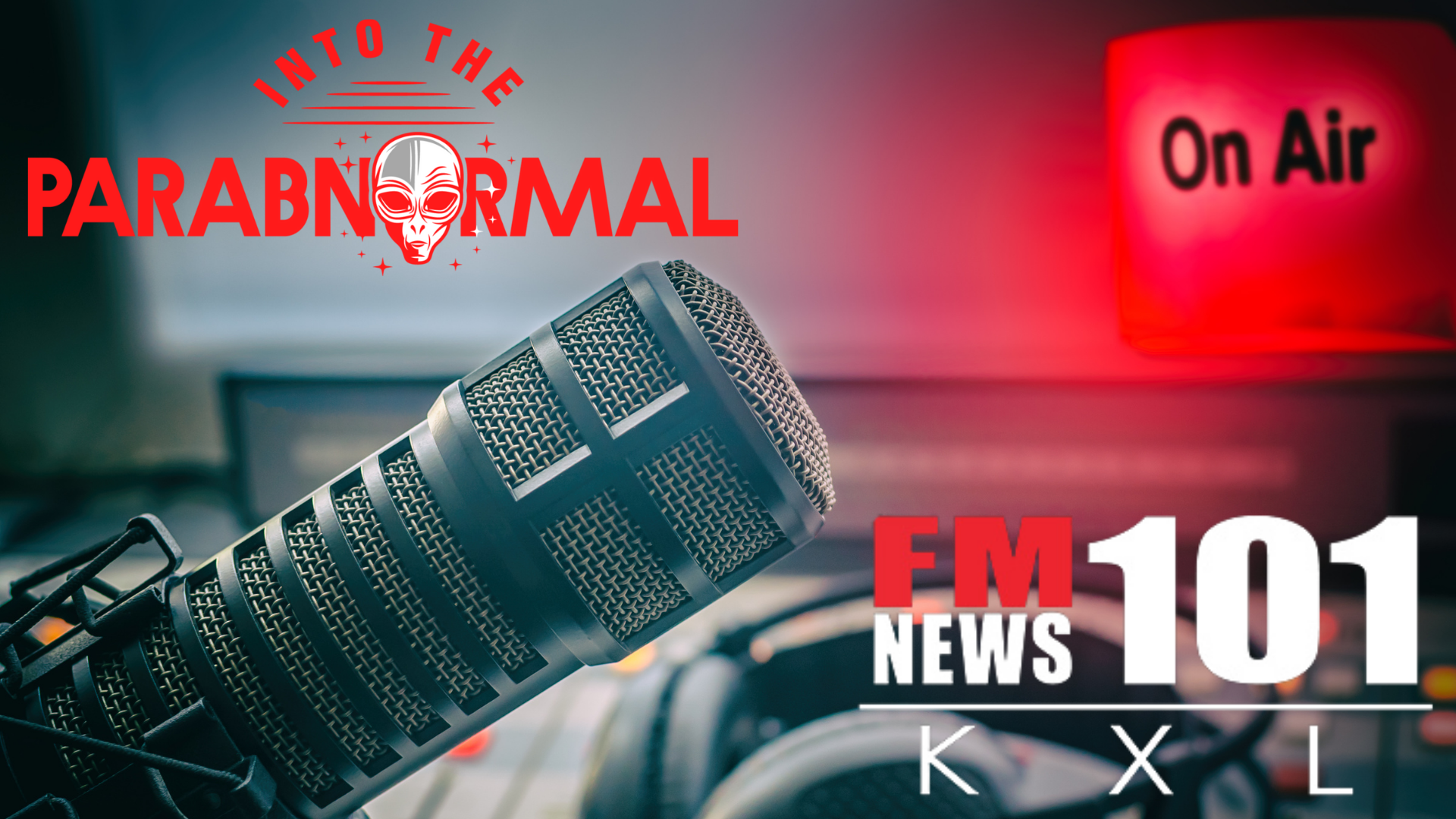 """Thumbnail for The Mothership Has Landed: FM News 101 KXL Adds """"Into The Parabnormal"""""""
