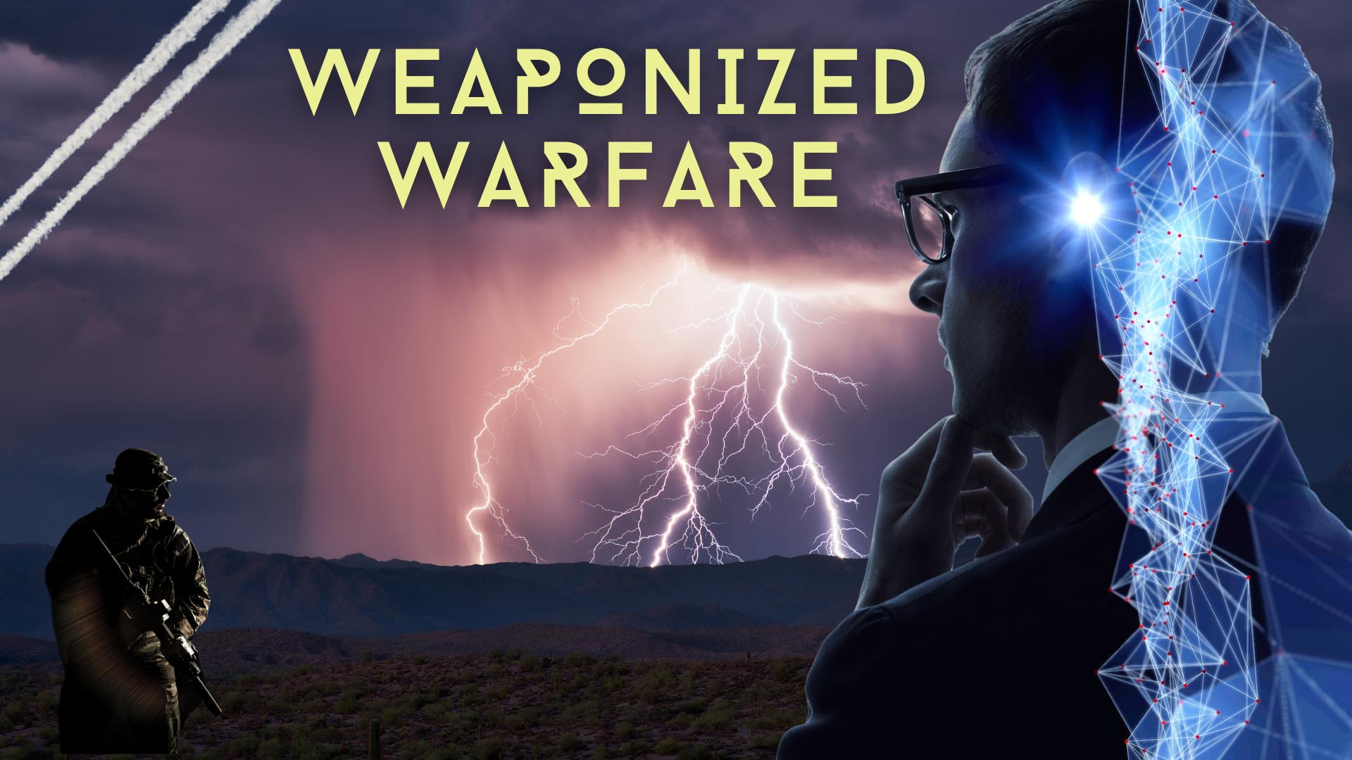 Thumbnail for Ep. #431: Weaponized Warfare w/ Elana Freeland