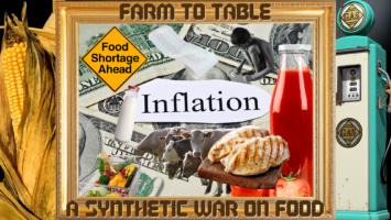 Thumbnail for Ep. #435: Farm To Table: A Synthetic War On Food w/ Deborah Tavares
