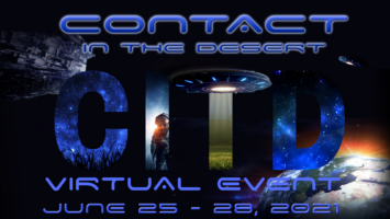 Thumbnail for Ep. #440: Contact In The Desert Month w/ Whitley Strieber & Alan Steinfeld