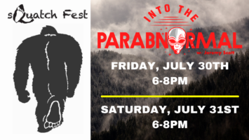 """Thumbnail for """"Into The Parabnormal"""" Returns to Washington's sQuatch Fest"""