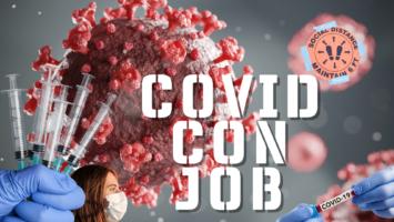 Thumbnail for Ep. #444: COVID CON JOB w/ David John Oates