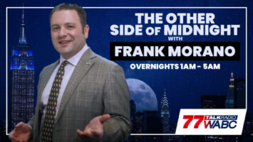 Thumbnail for Jeremy Scott Talks Bigfoot with Frank Morano on 77 WABC