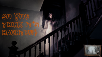 Thumbnail for Ep. #453: SO YOU THINK IT'S HAUNTED? w/ Longhorn Paranormal