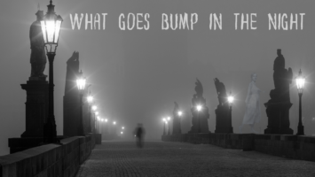 Thumbnail for Ep. #456: WHAT GOES BUMP IN THE NIGHT w/ Greg Mansfield
